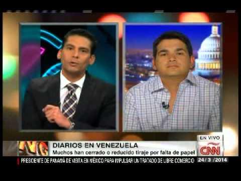 Marco Ruiz en Cala CNN
