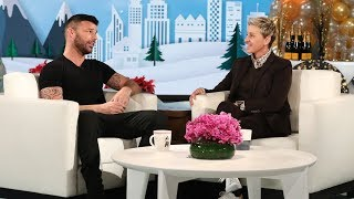 Ricky Martin Talks His Tush