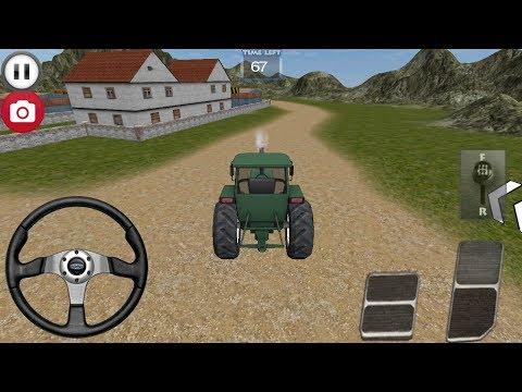 टरैक्टर डाइवर tractor driver गेम डाउनलोड करें फ्री thumbnail