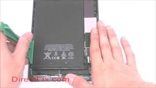 How To: iPad Mini Battery Replacement | DirectFix.com
