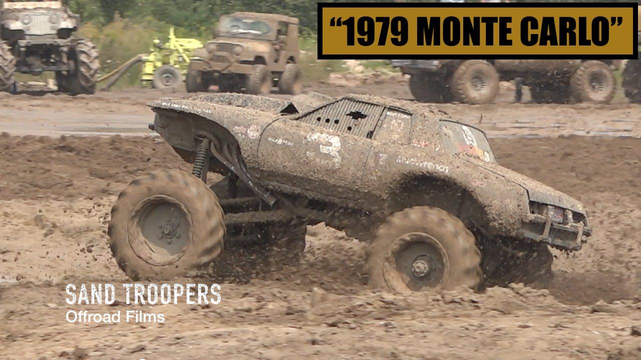 """Trucks Gone Wild Michigan >> """"1979 MONTE CARLO"""" @ Trucks Gone Wild 2015 MUD BOGGING Chevrolet - YouTube"""