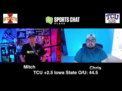 Iowa State at TCU - Saturday 9/26/20 - College Football Picks & Prediction   Sports Chat Place