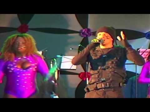 Ezzy Rattigan   Vengeance, Live! Antigua Carnival 2015