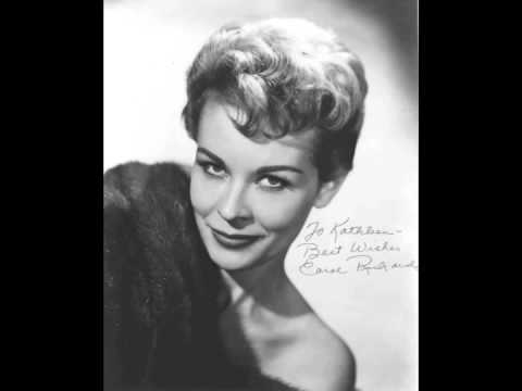 You Never Fall In Love Again (1955) - Carol Richards
