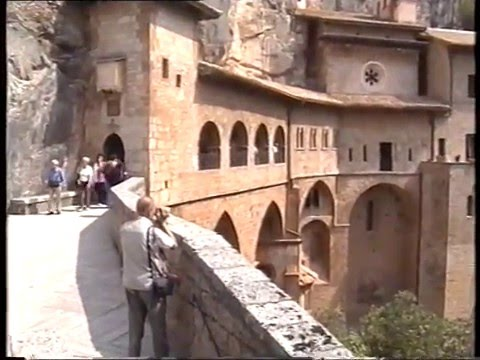 Percile visita al monastero di san benedetto di subiaco 26 agosto 2005 youtube - Vi metto a tavola san benedetto ...
