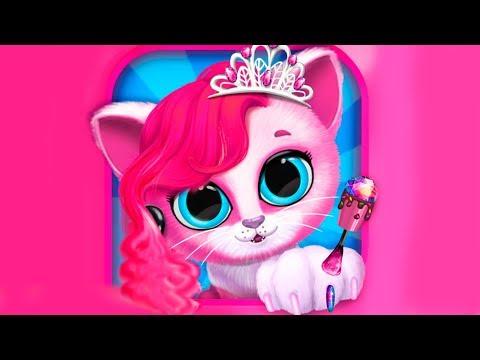 Маникюр для кошечки Кики и собачки Фифи в салоне красоты