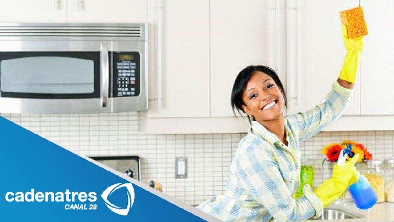 Cómo Hacer La Limpieza De Su Casa Manera Correcta Limpiar You