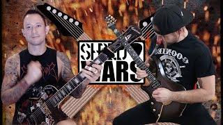 Shred Wars - Jared Dines VS Matt Heafy (Trivium)