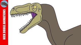 Prehistoric World - Velociraptor