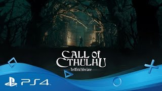 Call of Cthulhu | Depths of Madness Trailer | PS4