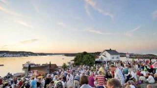 Leif Ove Andsnes and the Risør Chamber Music Festival