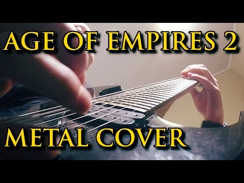Age of Empires 2 Theme - Metal Cover