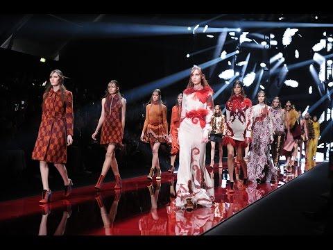 Just Cavalli Fall/Winter 2015-2016 Fashion Show