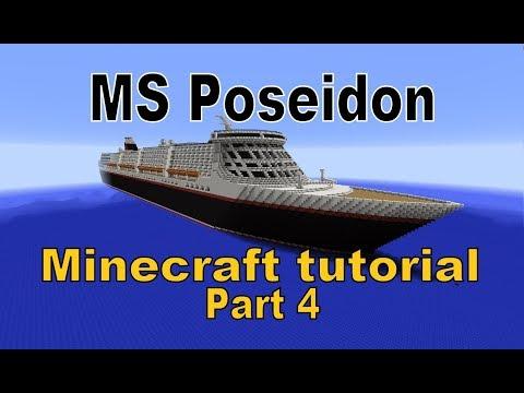 Minecraft Ship Showcase Doovi