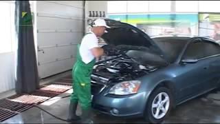нано Автомойка Мойка двигателя Обучение от ГраСС