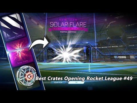 Best Crates Opening Rocket League #49 thumbnail