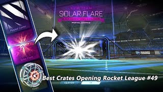 Best Crates Opening Rocket League #49