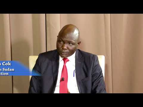 South Sudan Broadcasting Corporation M.D. James  Magok on how to Fix South Sudan