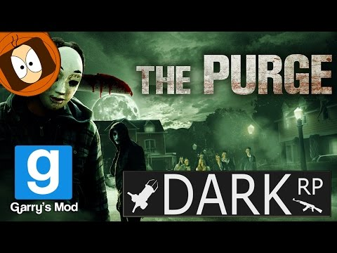 LA PURGE COMMENCE : AMERICAN NIGHTMARE ! | GMOD DARKRP