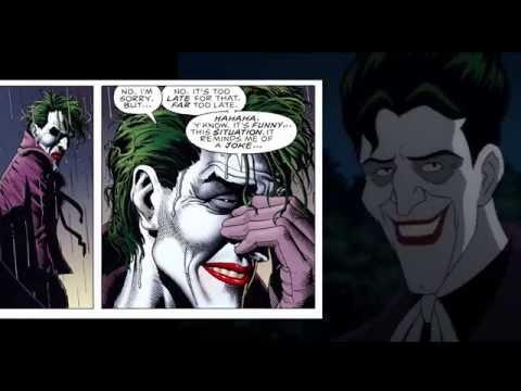 The Killing Joke ENDING: Movie VS Comic Differences
