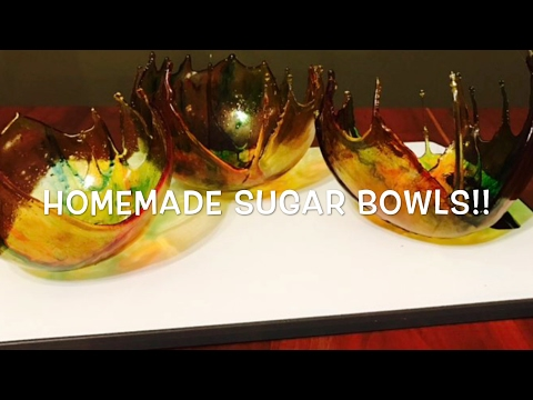 Homemade sugar bowls!!