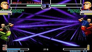 [TAS] KOF 2002 3rd Strike Of Orochi - Vanessa, Seth & Ramon