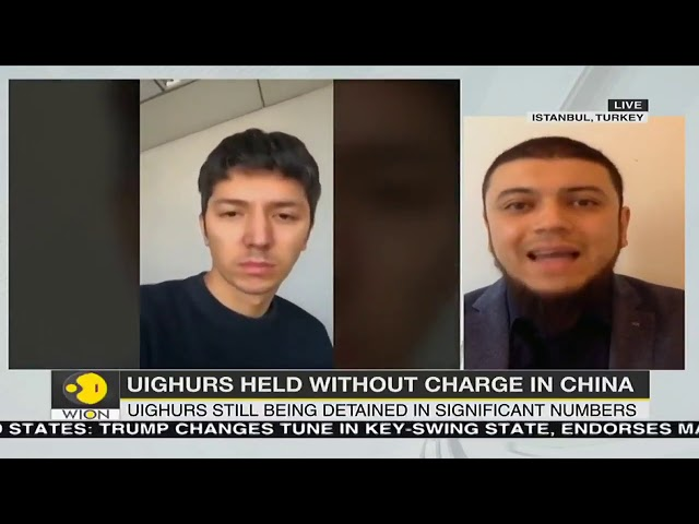 An Uyghur model has offered a chilling first-hand account of China's brutal crackdown on the Uyghurs