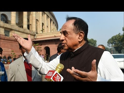 Lightning Rod Swamy Winds Up Congress Members In House