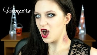 Halloween Tutorial: Vampire Thumbnail