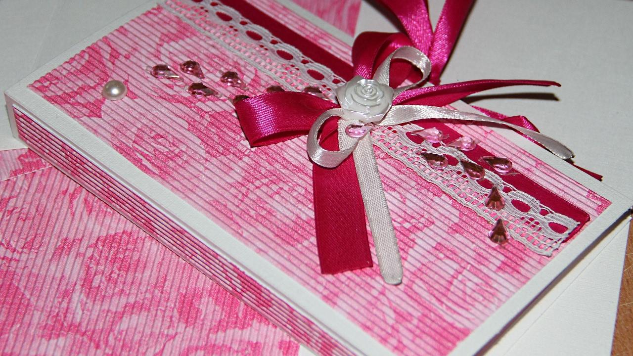 Мастер класс подарок на день рождение своими руками