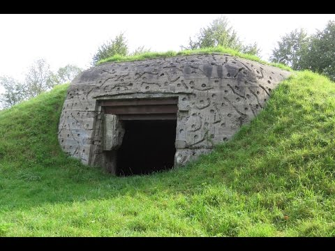 Dutch History Digger - WW2 bunkers Willemstad