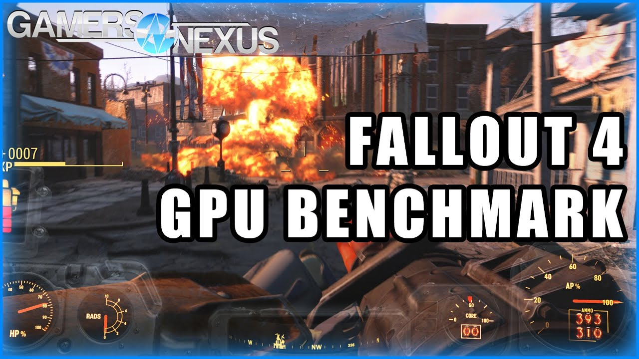 Fallout 4 PC Graphics Card Benchmark – 1080, 1440, & 4K FPS Tested