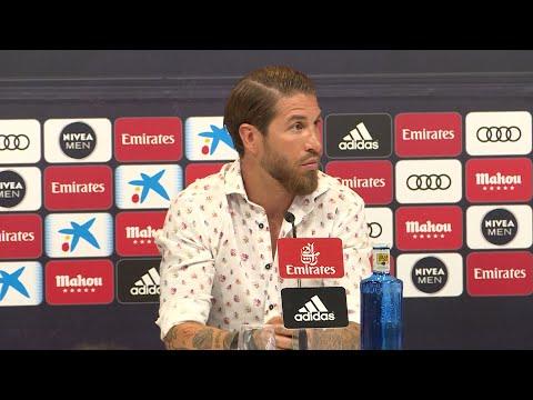 Sergio Ramos borra todos los tatuajes de su cuerpo