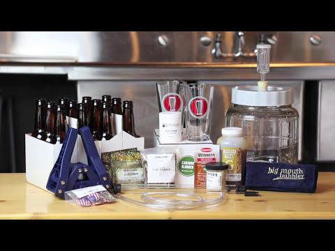 Go Pro Starter Kit - Small Batch Beer Making Kit