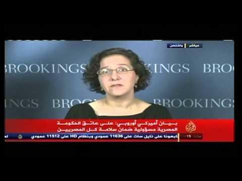 Al-Jazeera-DC Newsroom-8-7-13