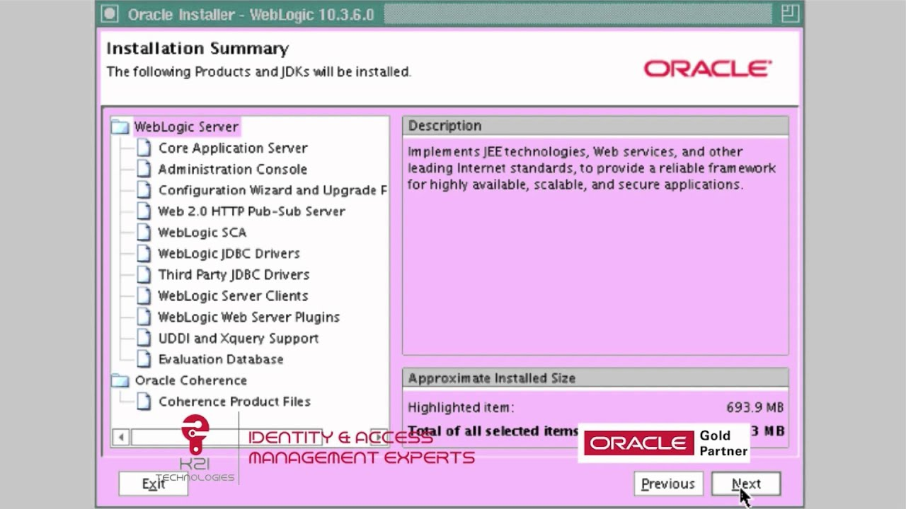 Oracle Identity Manager (OIM) 11gR2 Installation Part I