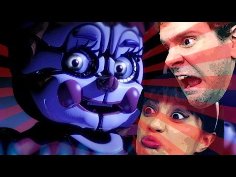 Five Nights at Freddy's: Sister Location -- #1 | EVERYTHING IS NEW AND TERRIFYING