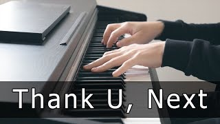 Ariana Grande - thank u, next (Piano Cover by Riyandi Kusuma)