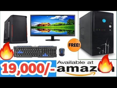 🔥Gandiva Desktop Computer PC | Core i5 1st Generation CPU | 8GB DDR3 RAM | 500HB HDD |