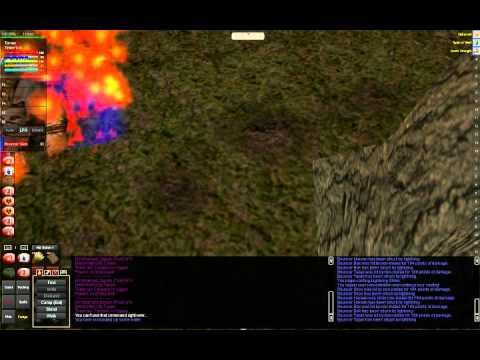 Project1999 Everquest: Oggok Quad Kiting - YT