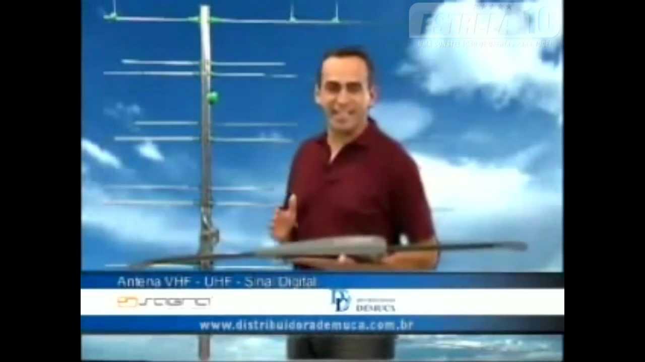 Antena 3 em 1 sinal digital e anal gico vhfuhf sg1100 for Antena 3 online gratis