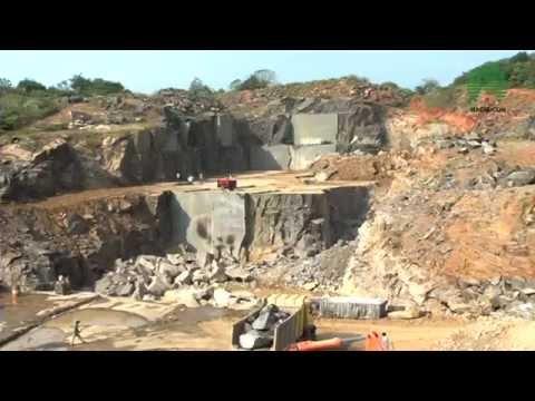 VIDEO ON MADHUCON GRANITES LIMITED, INDIA