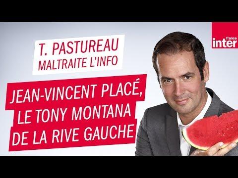 Jean-Vincent Placé, le Tony Montana de la rive gauche - Tanguy Pastureau maltraite l'info
