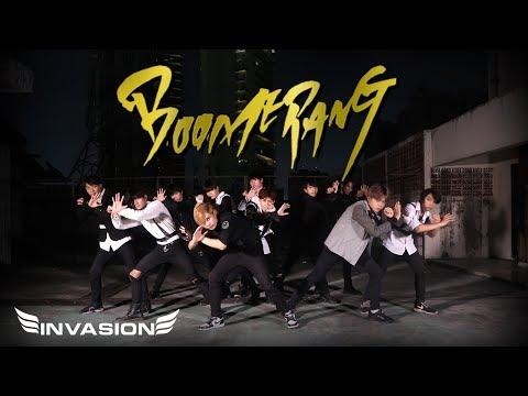 Wanna One (워너원) - 'BOOMERANG (부메랑)' DANCE COVER BY INVASION BOYS