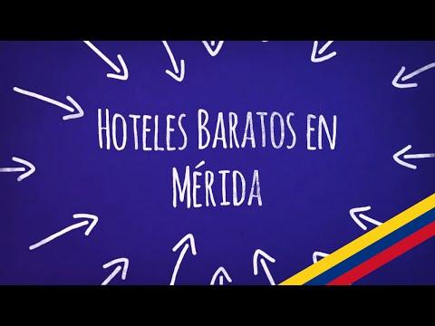 Hoteles Baratos En Mérida | Encuentre Aquí Las Mejores Opciones