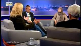 Religionsdebatte bei Phoenix - Khola Hübsch vertritt den Islam