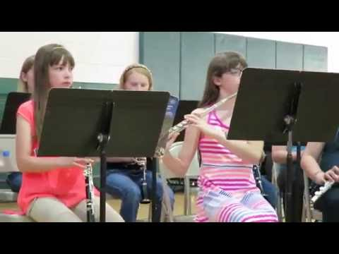Bugs by David Shaffer- Bromley East Charter School Band