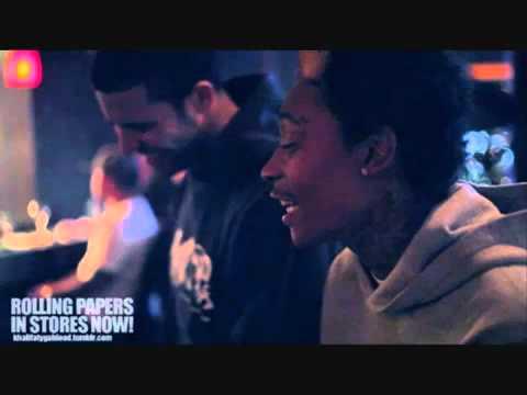 Drake Feat  Wiz Khalifa   Purple Flowers