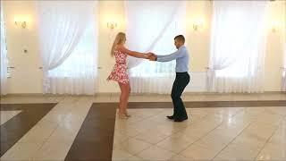 Taniec towarzyski Disco polo (LaLaLive - Pomarańczowa)