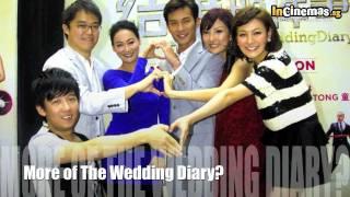 Elanne Kwong and Ah Niu sang The Wedding Diary Theme Song - 5 February 2012 Mp3